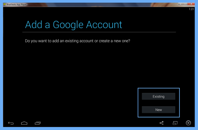 add google account