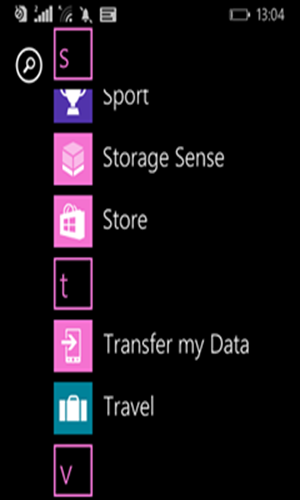 open transfer my data app